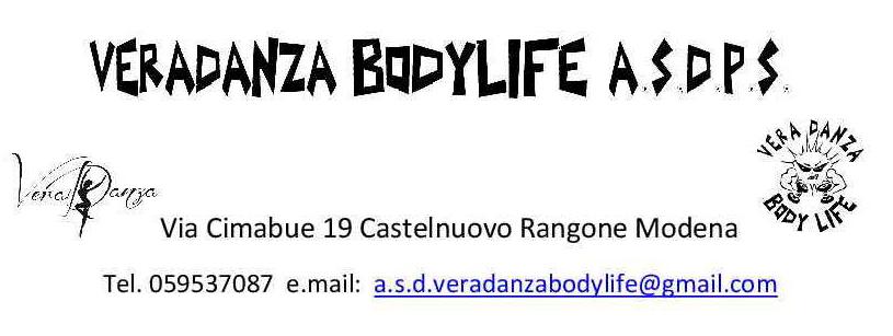 Veradanza Bodylife